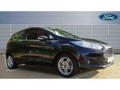 used Ford Fiesta 1.25 82 Zetec 3dr Petrol Hatchback