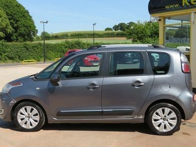 used Citroën C3 Picasso 1.6 HDi 16v Exclusive 5dr