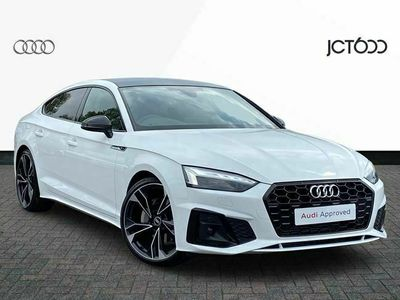used Audi A5 Sportback 40 TFSI 204 Edition 1 5dr S Tronic special editions