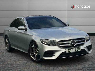 used Mercedes E200 E Class Diesel SaloonAMG Line Premium Plus 4dr 9G-Tronic 2.0