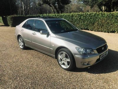 used Lexus IS300 3.0 LE 4dr