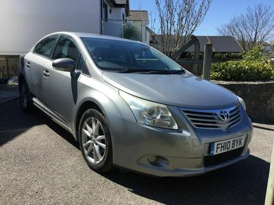 used Toyota Avensis 1.8 V-Matic TR 4dr