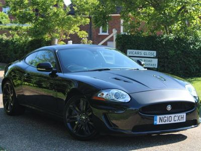 used Jaguar XKR 5.0 SUPERCHARGED Coupe, 600 BHP, Cat D 2-Door