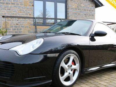 used Porsche 911 3.6 TURBO TIPTRONIC S 2d AUTO 415 BHP Coupe 2004