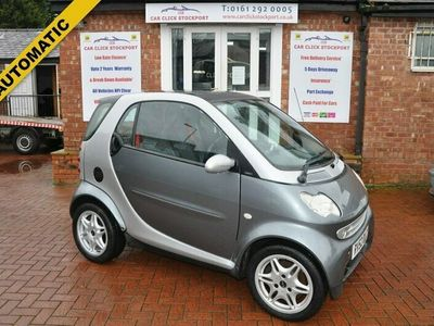 used Smart ForTwo Coupé 0.6 PASSION SOFTOUCH 2d 54 BHP 2-Door
