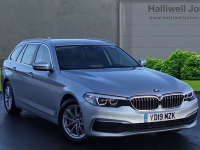 used BMW 520 5 SERIES 2019 Tremarl Industrial Estate d SE Touring