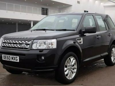 used Land Rover Freelander 2.2 SD4 XS 5dr Auto