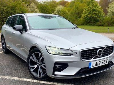 used Volvo V60 2.0 D3 R Design With. Winter P Estate 2019
