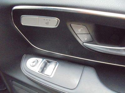 used Mercedes V250 V Class 2.2Sport G-Tronic+ (s/s) 5dr 8 Seat LWB SAT/NAV