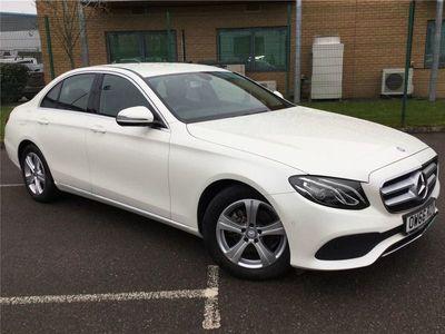 used Mercedes E220 E CLASS 2017 KidlingtonSE 4dr 9G-Tronic