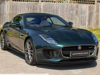 used Jaguar F-Type 3.0 V6 Supercharged (380PS) R-DYNAMIC AWD