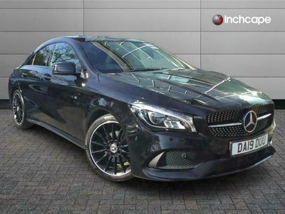 used Mercedes CLA200 CLA COUPEAMG Line Night Edition Plus 4dr