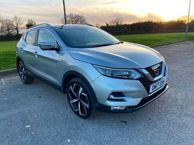 used Nissan Qashqai 1.5 dCi Tekna (s/s) 5dr