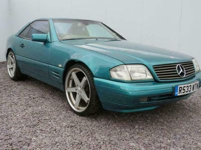 used Mercedes S280 SL Class 2.82dr