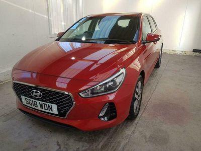 used Hyundai i30 Hatchback SE 1.0 T-GDi 120PS 5d