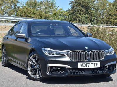 used BMW M760 7 SeriesxDrive V12 6.6 4dr