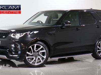 used Land Rover Discovery 3.0 SD V6 HSE 3.0 SD V6 (306ps) Station Wagon 5d Auto