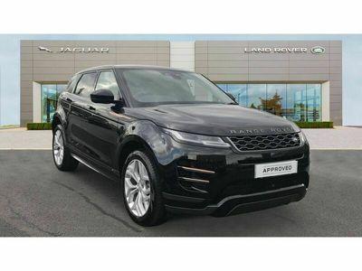 used Land Rover Range Rover evoque 2.0 D200 R-Dynamic SE 5dr Auto Diesel Hatchback