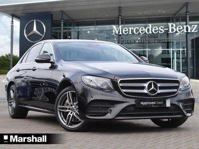 used Mercedes E400 E Class4Matic AMG Line Premium Plus 4dr 9G-Tronic Saloon 2019