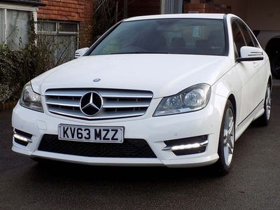 used Mercedes C220 C Class 2.1CDI AMG Sport 4dr