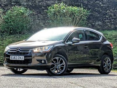 used Citroën DS4 1.6 e-HDi Airdream DStyle EGS6 5dr
