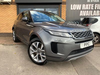 used Land Rover Range Rover evoque 2.0 P250 MHEV HSE Auto 4WD (s/s) 5dr