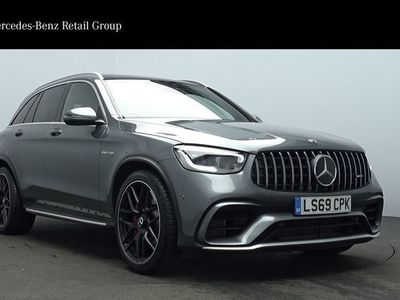 used Mercedes GLC63 AMG GLCS 4Matic+ Premium Plus 5Dr Mct