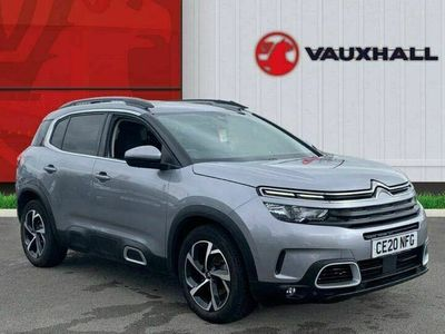 used Citroën C5 Aircross 1.5 Bluehdi Flair SUV 5dr Diesel Manual (s/s) (130 Ps)