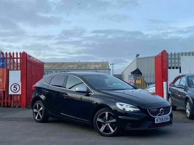 used Volvo V40 2.0 T3 GPF R-Design Nav Plus (s/s) 5dr
