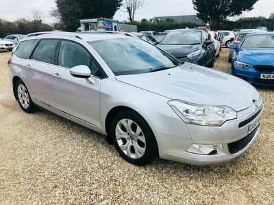 used Citroën C5 Tourer 2.0HDi 16V Exclusive (160bhp) 5d