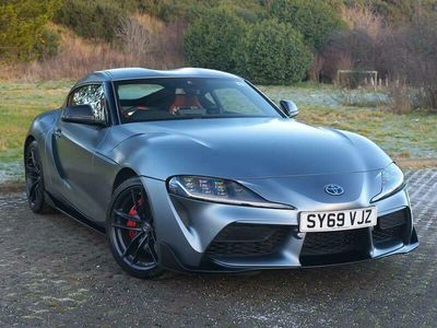 used Toyota Supra Coupe 3.0 A90 Edition 3dr Auto