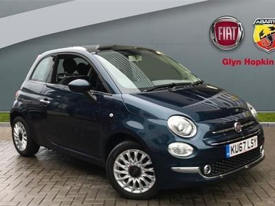 used Fiat 500 2017 Redmoor Hatchback Lounge