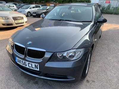 used BMW 320 3 Series 2.0 d SE 4dr