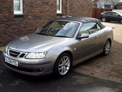 used Saab 9-3 Cabriolet 1.8t Vector 2dr