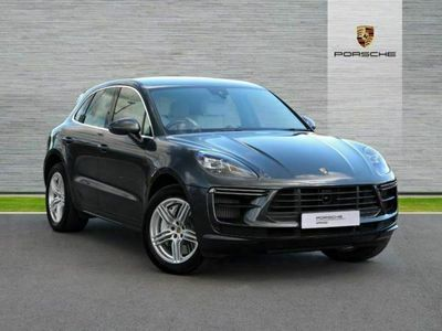 used Porsche Macan Turbo PDK 2.9 5dr