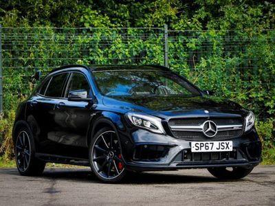 used Mercedes GLA45 AMG Gla4Matic Premium 5dr Auto