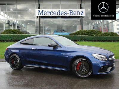 used Mercedes C63S AMG C-ClassPremium 2Dr Auto