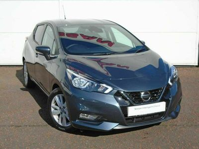 used Nissan Micra (New) Hatchback (All New) 0.9 IG-T 100 Acenta