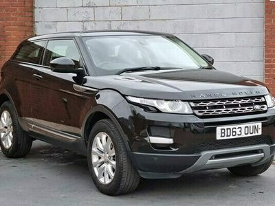 used Land Rover Range Rover evoque Coupe 2.2 eD4 Pure (Tech Pack) 2WD Coupe 3d
