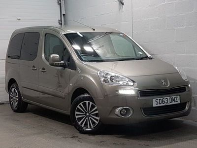 used Peugeot Partner Tepee 1.6 Hdi 92 S 5Dr