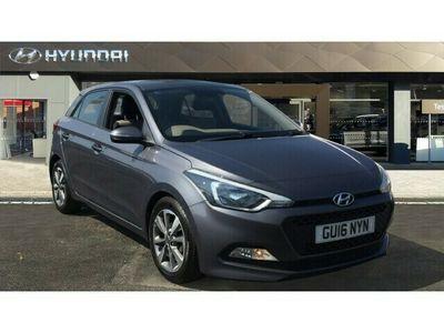 used Hyundai i20 1.2 Blue Drive SE 5dr