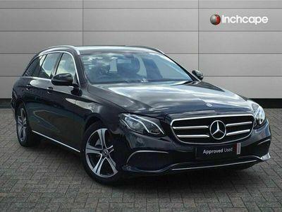 used Mercedes E220 E CLASS DIESEL ESTATESE 5dr 9G-Tronic