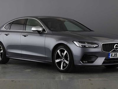 used Volvo S90 T4 R-Design Auto (Winter Pack - Adaptive Cruise Control - Keyless - Smartph 2.0 4dr
