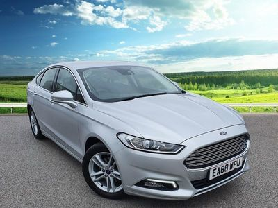 used Ford Mondeo 2.0 Tdci Zetec Edition 5Dr Powershift