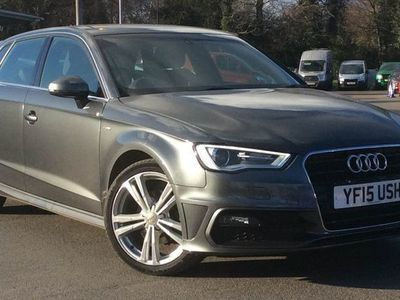 used Audi A3 1.4 Tfsi 150 S Line 5Dr