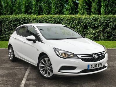 used Vauxhall Astra 1.0T 105ps Energy EcoFlex S/S Hatchback 2016