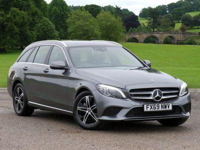 used Mercedes C200 C ClassSport Premium 5dr 9G-Tronic Estate 2019