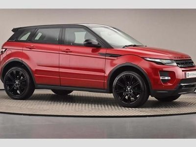 """used Land Rover Range Rover evoque 2.2 SD4 Dynamic 5dr - GLASS ROOF - 20"""" ALLOYS"""
