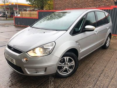 used Ford S-MAX 2.0 Zetec 5dr
