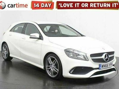 used Mercedes A180 A-Class 1.5D AMG LINE 5d 107 BHP Your dream car can become a reality with cartime's fantastic finance deals.
